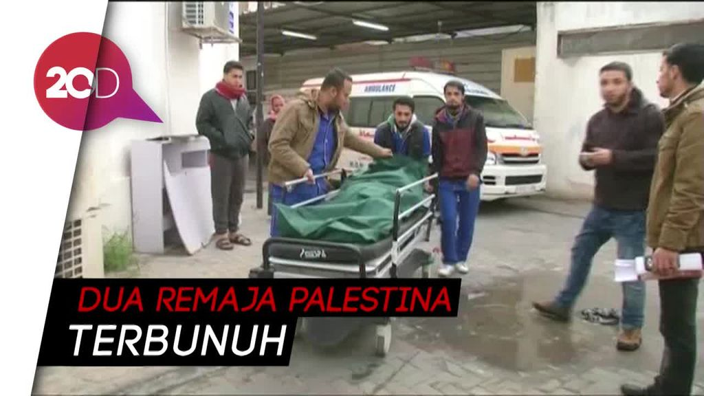 Serangan Besar-besaran Tentara Israel di Gaza