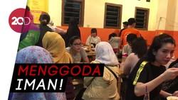 Ngantre Berjam-jam, Kayak Apa Sih Bakso Aci Ganteng?