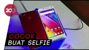 SPC L53 Selfie, Ponsel Murah Buatan Lokal