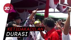 Pendukung Khofifah Protes Durasi Pidato Gus Ipul-Puti Lebih Lama
