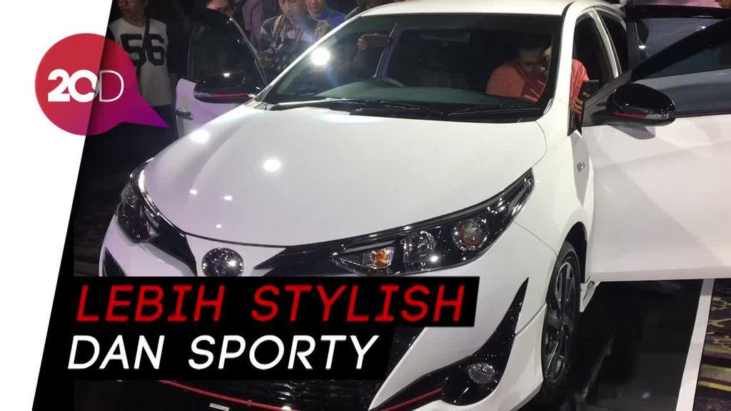 Resmi Dirilis ke Pasaran, Ini Harga Resmi New Toyota Yaris