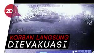Video CCTV Ambruknya Bekisting Pierhead Tol Becakayu