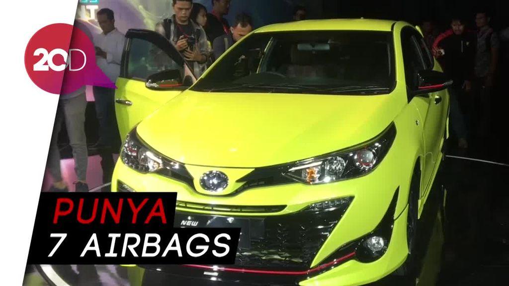Toyota: Meski Fun to Drive, Fitur Keselamatan New Yaris Nomor Satu