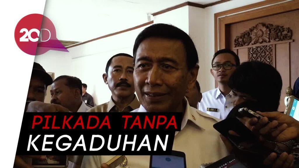 Wiranto: Pilkada Milik Bangsa Indonesia, Harus Aman!