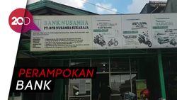 Kecele, Maling di Sukabumi Menggondol Brangkas Kosong