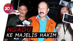 Fredrich Merasa Dilecehkan Pakai Rompi Tahanan KPK