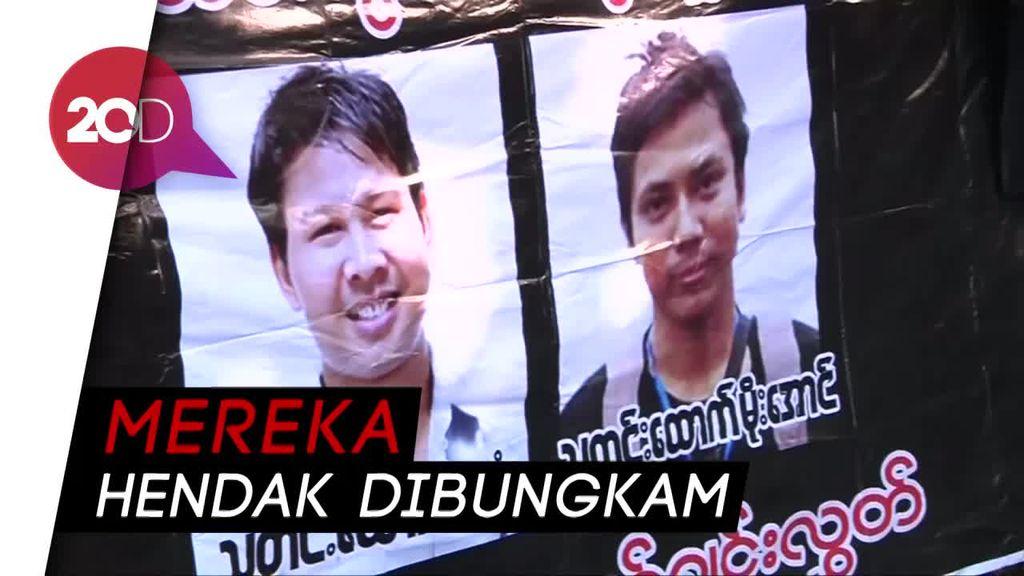 Padamnya Api Demokrasi di Myanmar