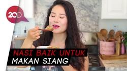 Buat yang Lagi Diet Jangan Takut Makan Nasi