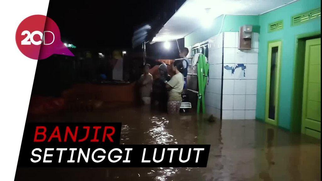 Tanggul Masih Jebol, Paseh Bandung Langganan Banjir