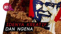Permohonan Maaf KFC Inggris Ini Banyak Dipuji Netizen