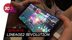Gamers! Siap-siap Ya Main Game Lineage2 Revolution di HP