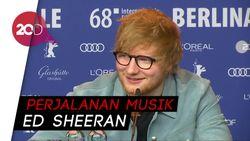 Film Dokumenter Ed Sheeran Diputar di Festival Film Berlin 2018