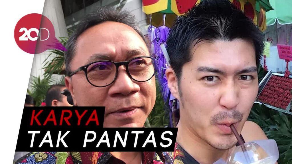 Komikus Jepang Sindir Jokowi, Zulkifli: Kurang Ajar!