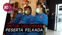 Komisioner KPU dan Ketua Panwaslu Garut Jadi Tersangka Suap