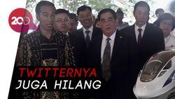 Sindir Presiden Jokowi, Komikus Jepang Bersujud Minta Maaf
