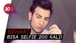 Ini Junaid Ahmed, Si Raja Selfie