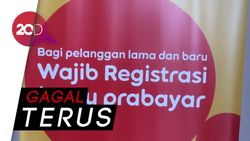 Registrasi Masih Gagal Walau Nomor KK Benar