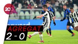 Penalti Pjanic Pastikan Juve ke Final