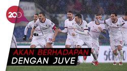 Milan Melaju ke Final Coppa Italia