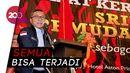 Jokowi-Prabowo di Pilpres 2018, Zulkifli: Kenapa Engga?