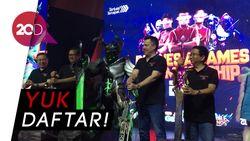 Indonesia Games Championship 2018 Siapkan Hadiah hingga Rp 600 Juta