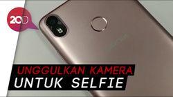 Selfie Makin Kece dengan Infinix Hot S3 Seharga Rp 1,9 Juta