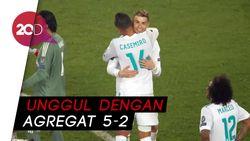 Singkirkan PSG, Madrid Maju ke Perempatfinal Liga Champions
