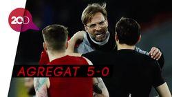 Bermain Tanpa Gol, Liverpool Lolos ke Perempatfinal Liga Champions