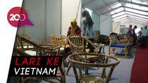 Ruwetnya Izin Usaha di Indonesia Bikin Pengusaha Mebel Hengkang