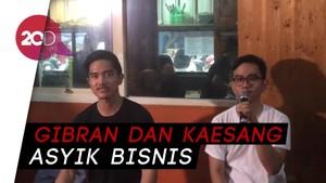 Ogah Jadi Politikus, Anak Jokowi Pilih Pebisnis
