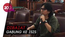 Saksi Sidang Bom Thamrin Pernah Dibaiat di Kampus UIN Jakarta