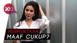 Hampir Terlindas, Cynthia Ramlan Tak Mau Ambil Jalur Hukum