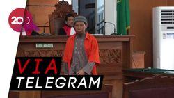 Ini Komunikasi Pelaku Teror di Thamrin Sebelum Aksi