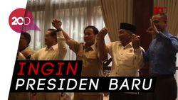 Fadli Zon: Desakan dari Masyarakat Ingin Prabowo Jadi Presiden