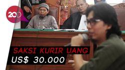 Sidang Aman Abdurrahman Hadirkan Anggota JAD Penyelundup Senjata
