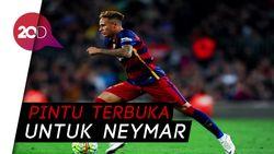 Curhat Coutinho Seandainya Neymar di Barca