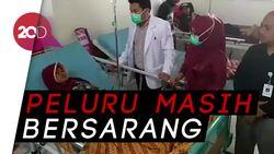 Pria Misterius Tembak Dada Ibu-ibu di Sukabumi