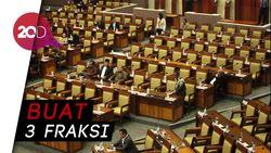 UU MD3 Berlaku, Zulkifli Hasan: Kursi Pimpinan Baru Sudah Siap