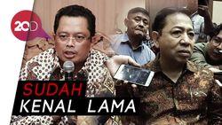 Novanto Pilih Mahyudin jadi Saksi Meringankan