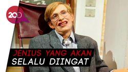 Belasungkawa untuk Stephen Hawking
