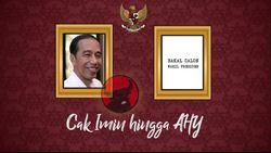 PDIP Lirik Nama-nama Ini Jadi Pendamping Jokowi