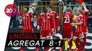 Bayern yang Terlalu Perkasa dari Besiktas