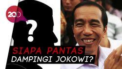 Menerka Sosok Ideal Pendamping Jokowi di Pilpres 2019