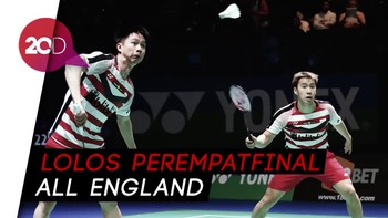 Kehebatan Kevin/Marcus Atasi Ganda Putra Malaysia