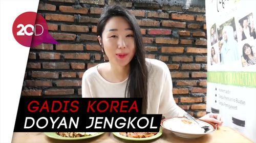 Lihat Aksi Gadis Korea Makan Jengkol, Doyan Nggak Yah?
