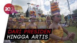 Ucapan Selamat Hari Raya Nyepi Menggema di Twitter