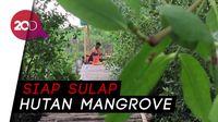 Sudin LH Sempat Ditolak Saat Bersihkan Sampah di Teluk Jakarta