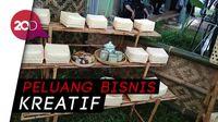 Sandi Promosikan Back To Besek untuk Kurangi Plastik