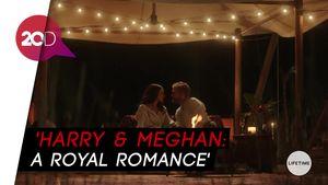 Awas Baper Lihat Kisah Cinta Pangeran Harry dan Meghan Markle