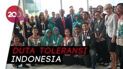 Saat PM Australia Bertemu Kids Zaman Now Indonesia